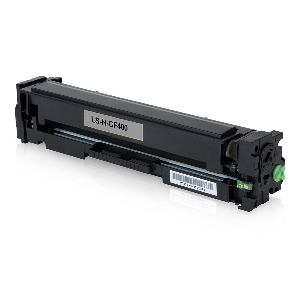 Toner HP CF400A 201A Preto Compatível | M252DW M277DW M252 M277 | Importado