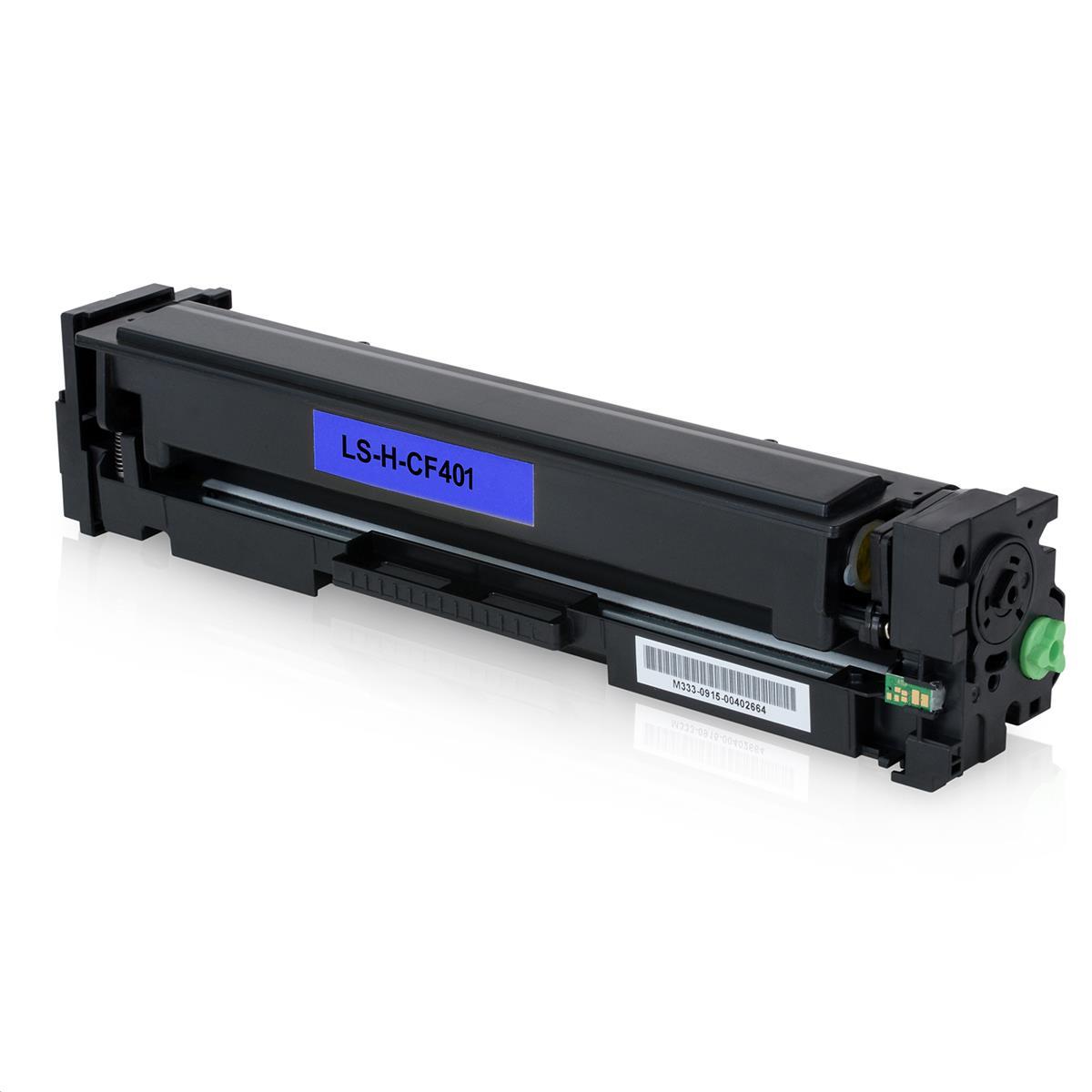 Toner HP CF401A 201A Azul Compatível| M252DW M277DW M252 M277 | Importado