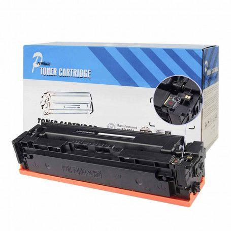 Toner Compatível CF501A 202A Azul M281FDW M254DW compativel