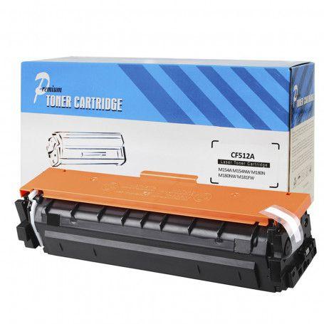 Toner Compatível CF512A CF532A Amarelo M154 M180 M181Compativel