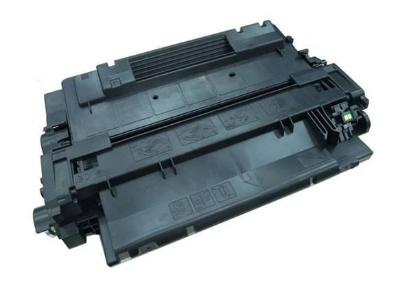 TONER HP CE255A COMPATÍVEL PREMIUM - Rendimento de até 6.000  impressões  P-3015, P-3015N, P-3015DN, P-3015X, P-3016, Enterprise 500 M-525F M525 M-525.