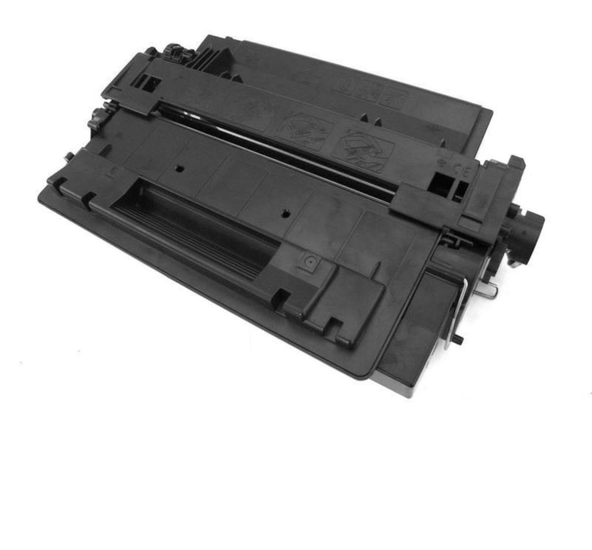 TONER HP CE255X COMPATÍVEL PREMIUM - Rendimento de até 10.000 páginas P-3015, P-3015N, P-3015D, P-3015DN, P-3015X, M-525F 525, M521DN M-521DN M521 M-521.