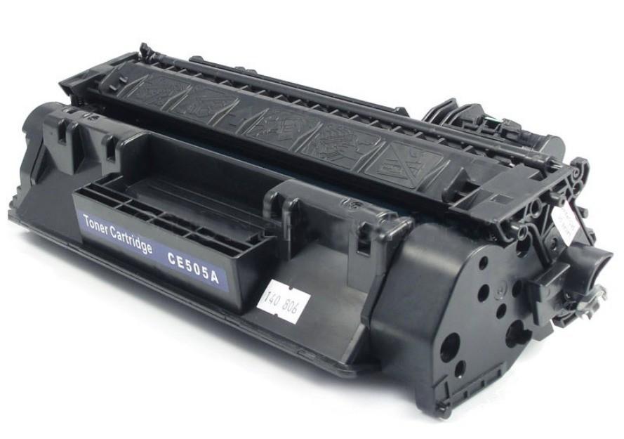TONER HP CF280A CE505A COMPATÍVEL PREMIUM -  Utilizado em modelos HP: M-401, M-401N, M-425, M-401DW, M-401DN, M-425DN, M425DN MFP M-425DN.