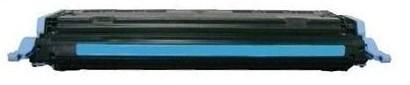 TONER HP Q6001A CYAN COMPATÍVEL PREMIUM -  Rendimento de até 2.500 impressões Para uso em impressoras HP modelos: 1600, 2600, 2600N, 2600DTN, 2605DN, CM1015, MC-1015, CM-1017, CM1017