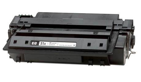 TONER HP Q7551X COMPATÍVEL PREMIUM - Rendimento de até 2.500 impressões Para uso em impressoras HP modelos: HP P-3005, HP P3005, HP P3005N, HP P-3005DN, HP M3027, HP M3035, HP M-3027, M-3035