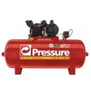Compressor de Ar 10Pcm/100L 2HP Trifásico ATG2 Pressure