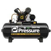 Compressor 20PCM/200L Onix ONP TRIF 5HP 2P - PRESSURE