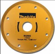 Disco Diamantado Turbo 110M MAKITA