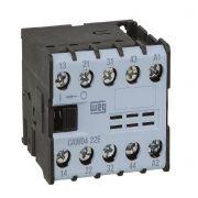 Minicontator Auxiliar  CAW04-22-00V25 220V 12896381 WEG