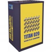 Secador de Ar Refrigerado 20 pcm Titan 020 Metalplan