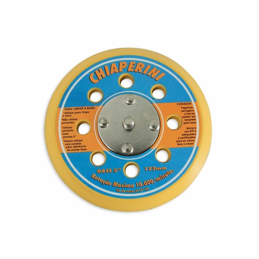 Base com Velcro 5