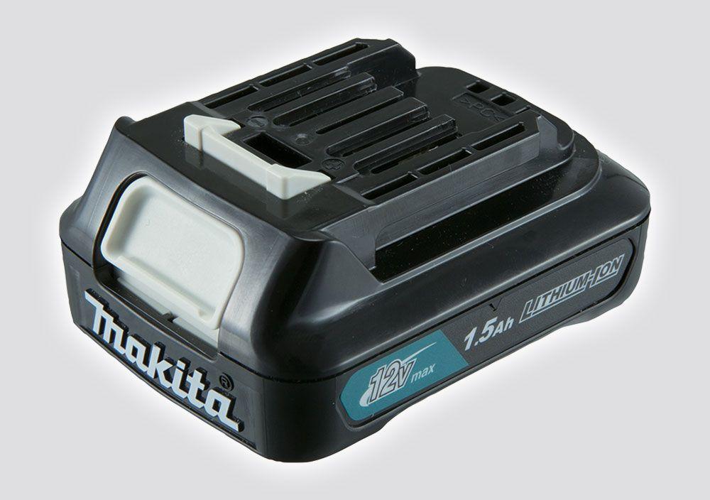 Bateria de Lítio 12 Volts 1.5Ah Bl1016 Makita