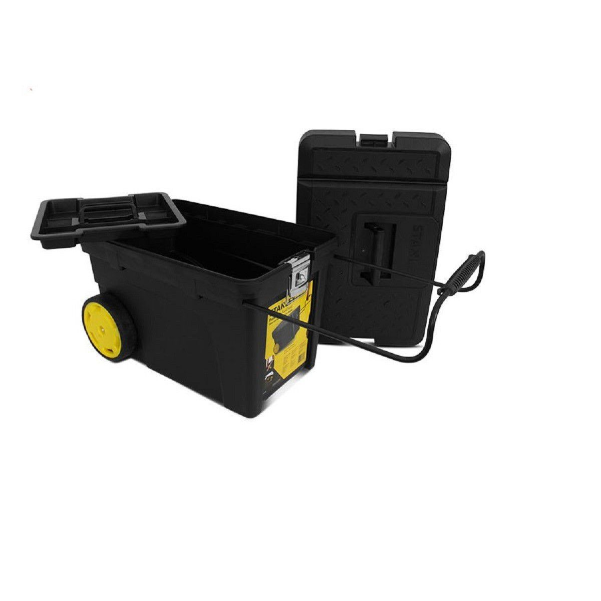 Caixa Contractor com Rodas e Alça STST33027 Stanley