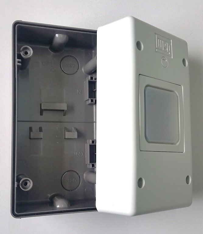 Caixa Sobrepor p/ Disjuntor Motor MPW WEG