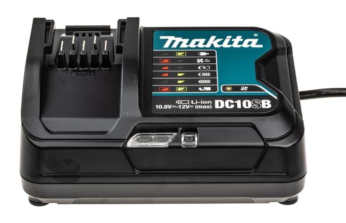 Carregador de Bateria 12V MAX-DC10SB 197362-6 - MAKITA