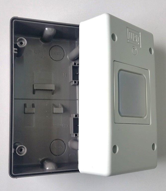 Disjuntor Motor MPWD18-3-U016 10-16A WEG