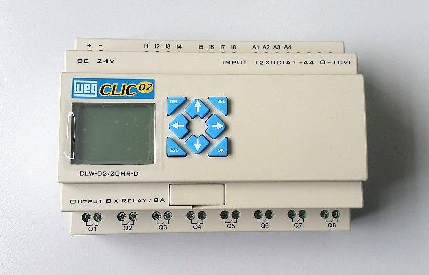 CLP Clic 02 24Vcc CLW-02 20HR-D 3RD WEG