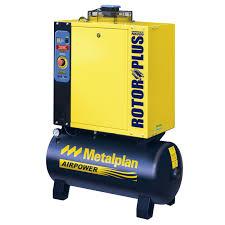 Compressor de ar parafuso rotor plus 04HP-380V-07,0BAR-67LTS