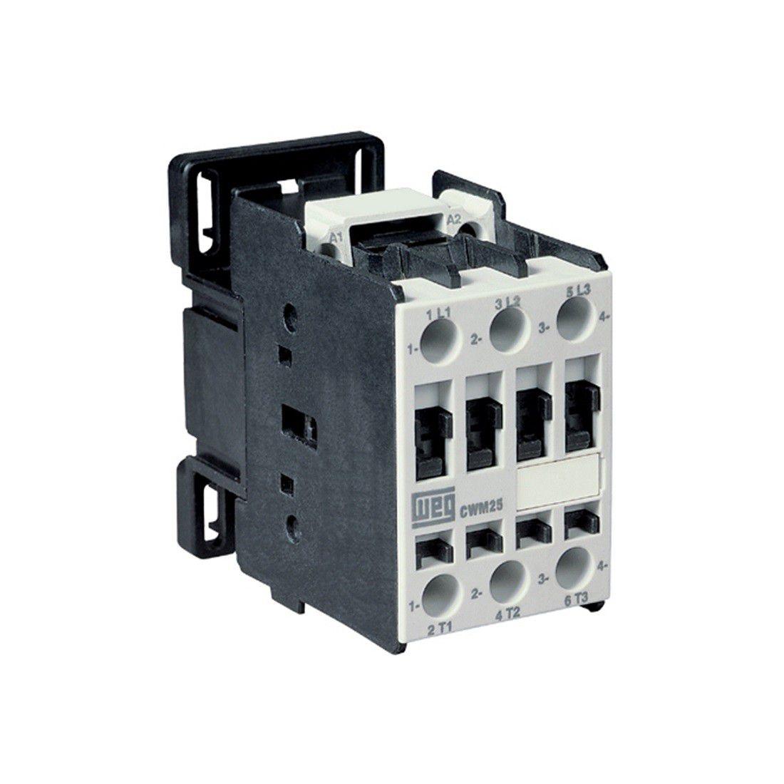 Contator 25A CWM25-00-30V26 220V WEG