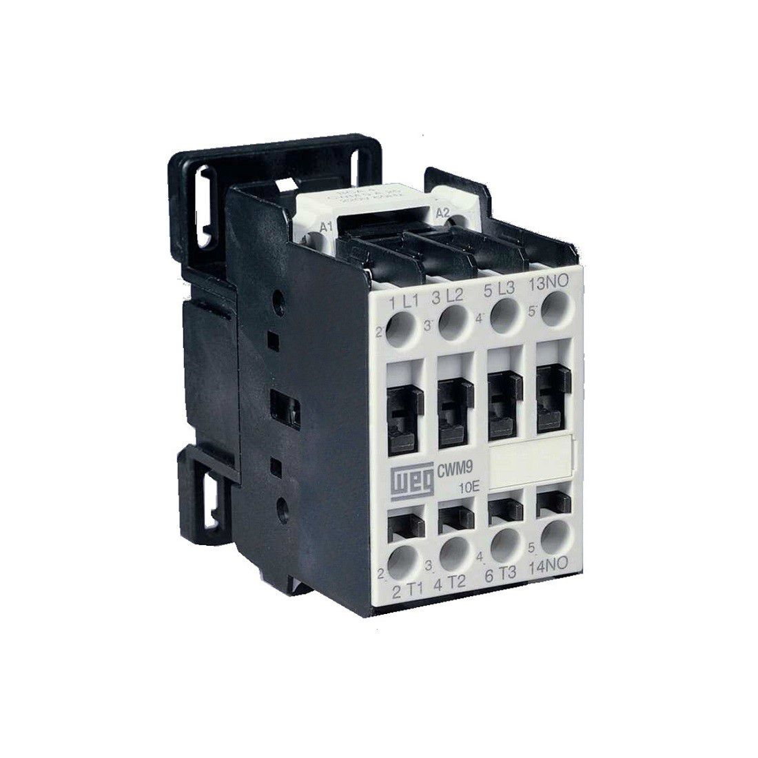 Contator 9A CWM9-10-30V26 220V WEG