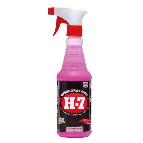 Desengraxante Removedor Multiuso Limpeza Pesada H-7 500 ML