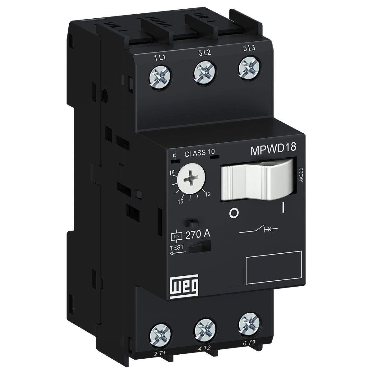 Disjuntor Motor MPWD18 WEG