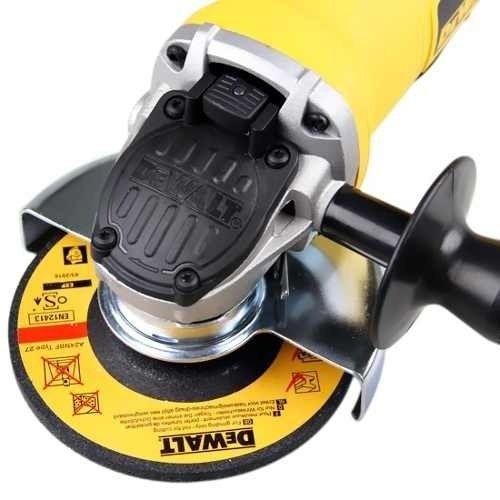 "Esmerilhadeira Angular de 4 ½"" (115 mm) DWE4020 800W Dewalt"