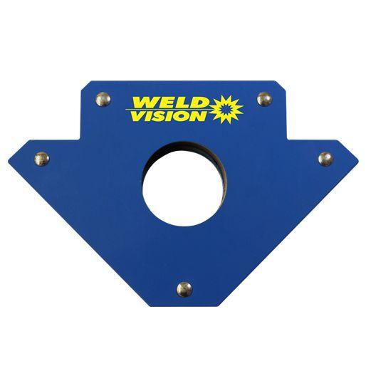 Esquadro Magnético 190MM X 120MM X 26MM 30KG WELD VISION