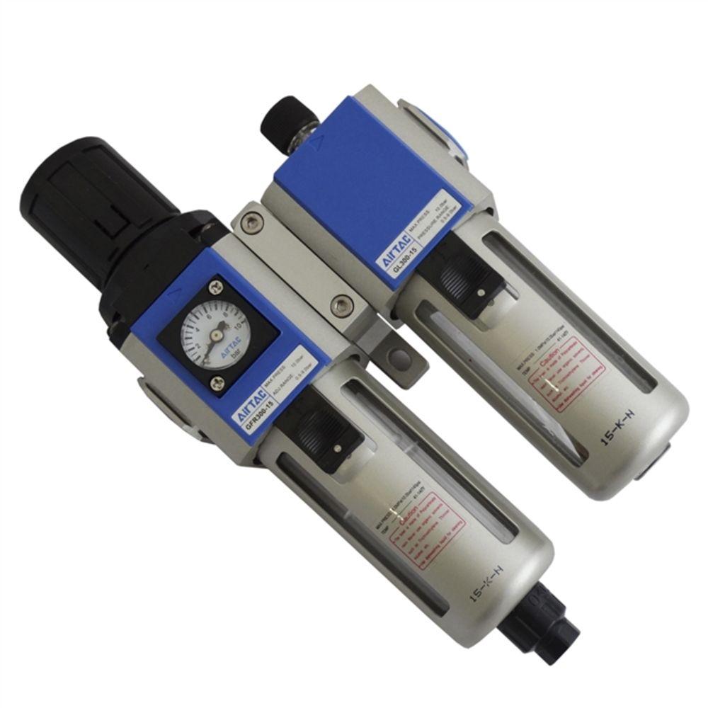 Filtro de Ar Regulador e Lubrificador TFRL12 1/2 -  PUMA