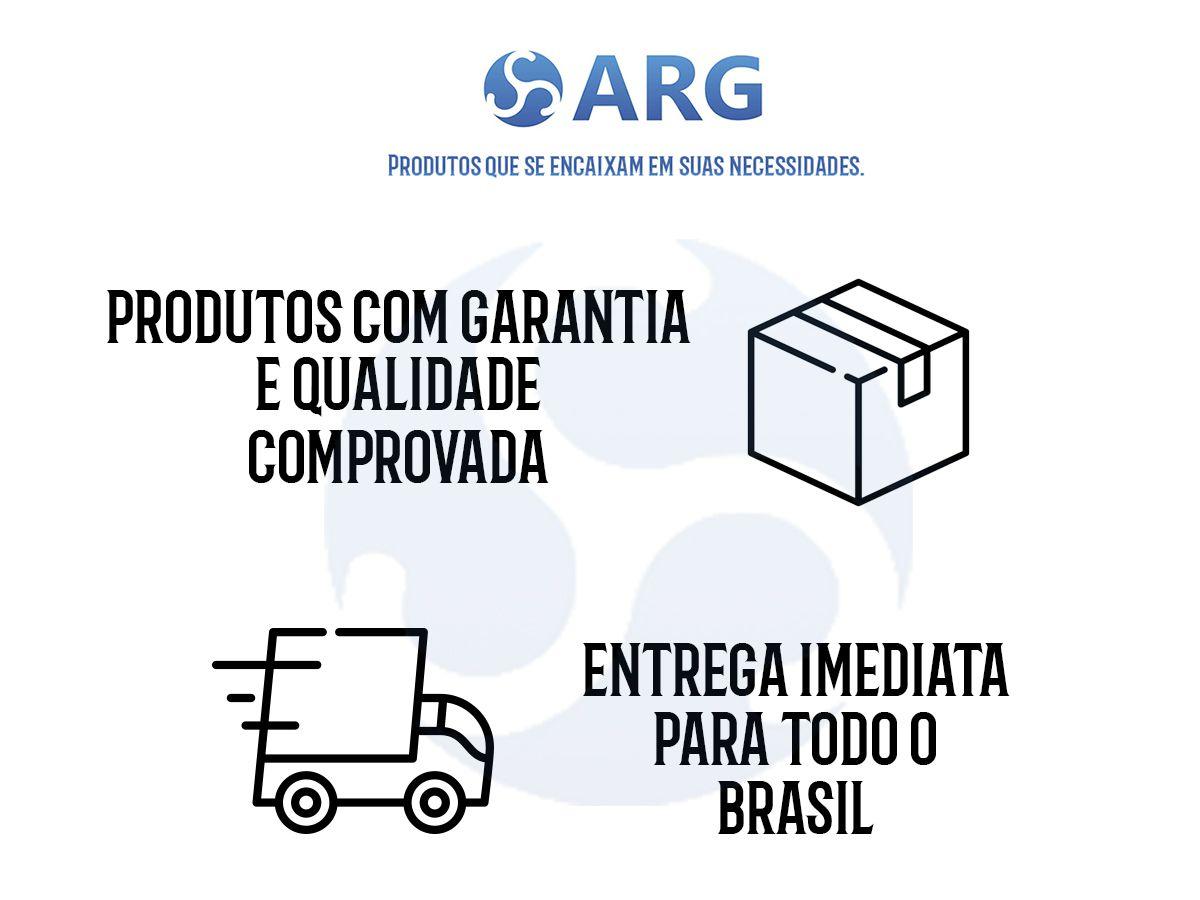 """Jogo Soquete Estriado 1/2"""" mm 22 Peças Tramontina"""
