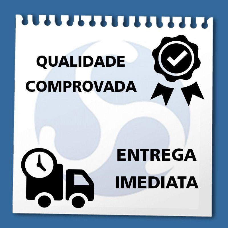 Kit De Brocas 22 Peças Encaixe Simples P-44002 - MAKITA