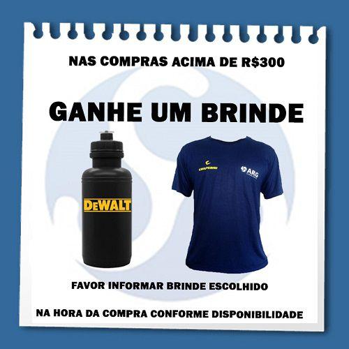 Kit Brocas Com 19 Peças HSS-CO D-50463 - MAKITA