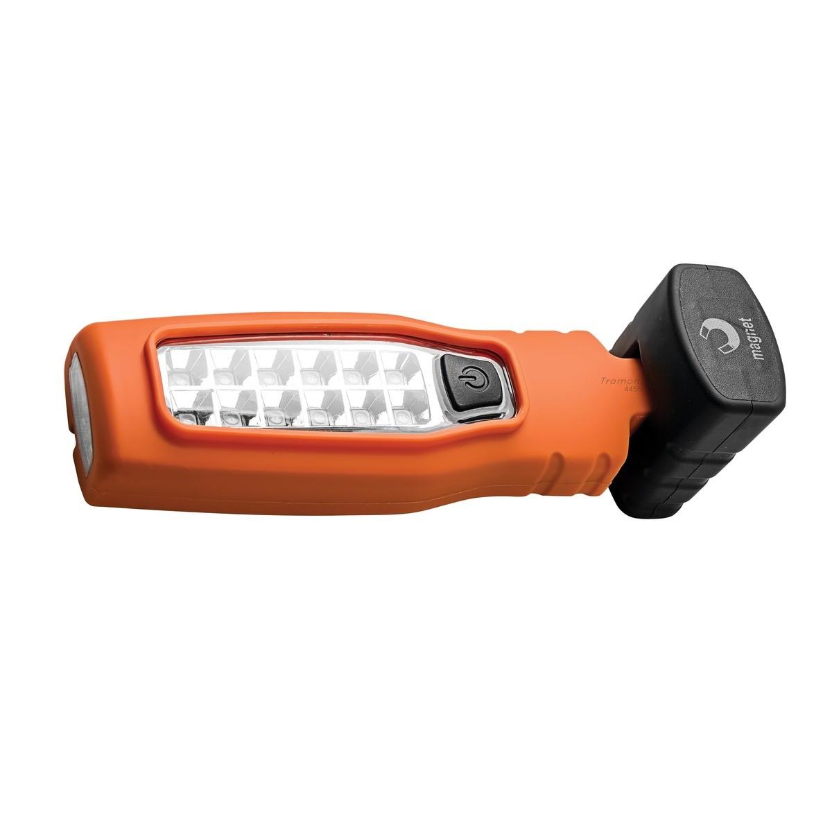 Lanterna de LED Recarregável Base Magnética Tramontina PRO