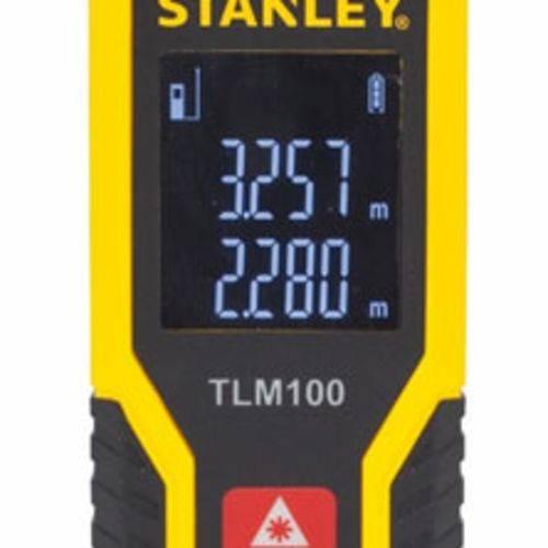 Medidor a laser TLM100 - 30 Metros Stanley