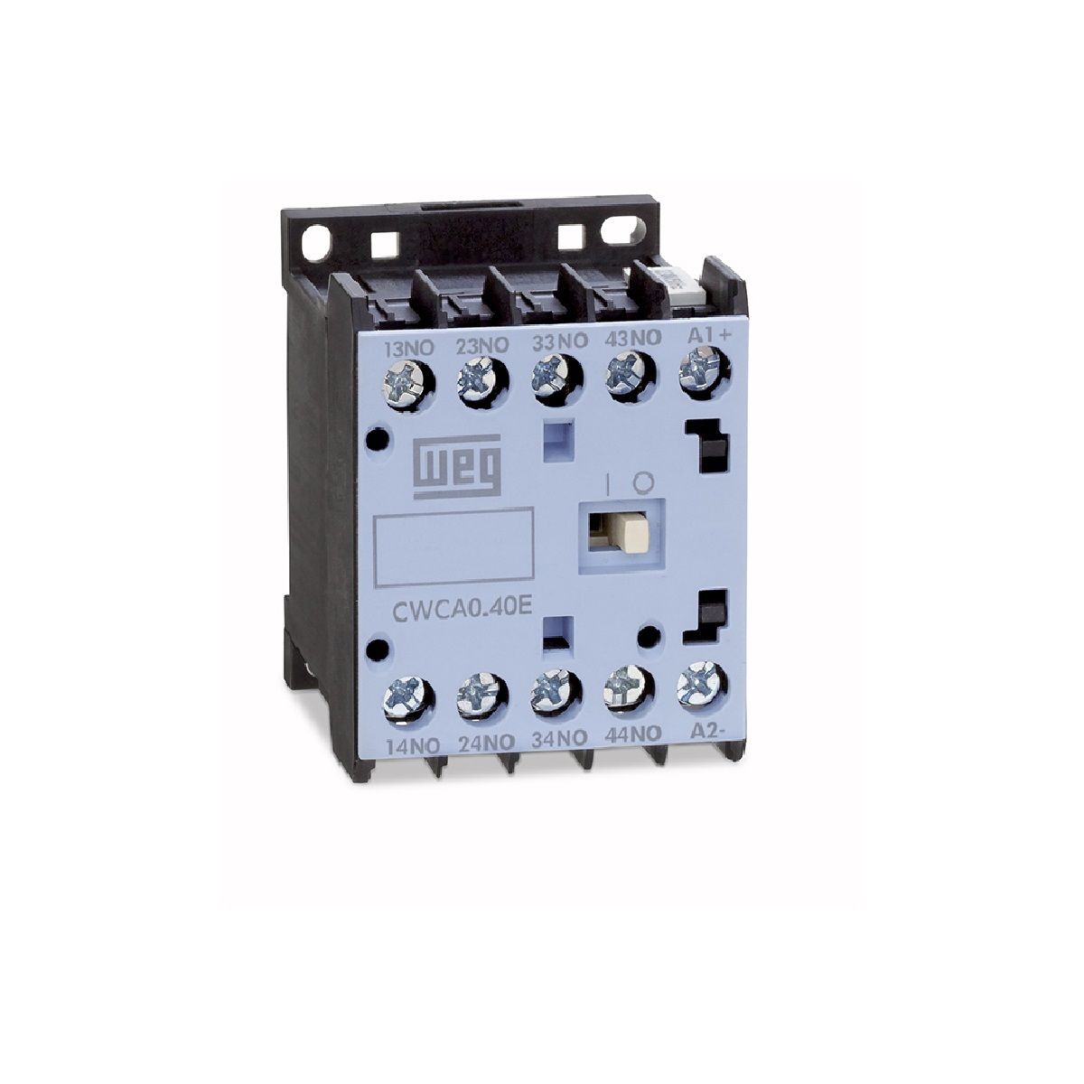 Minicontator Auxiliar CWCA0 10A 2NA+2NF 220V WEG