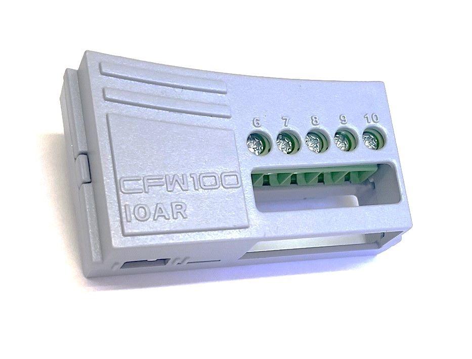 Módulo de Expansão I/O CFW100-IOAR 12293350 WEG