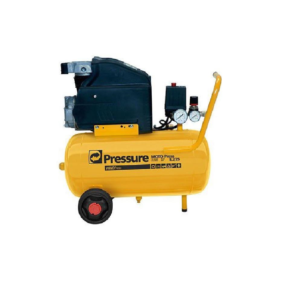 Motocompressor Ar 8.2PCM/24L PRESSURE WP MOTO PRESS 2HP