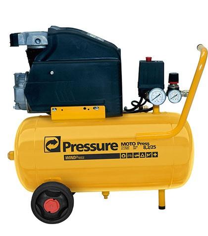 Motocompressor  de Ar Pressure N.8.2PCM/24L