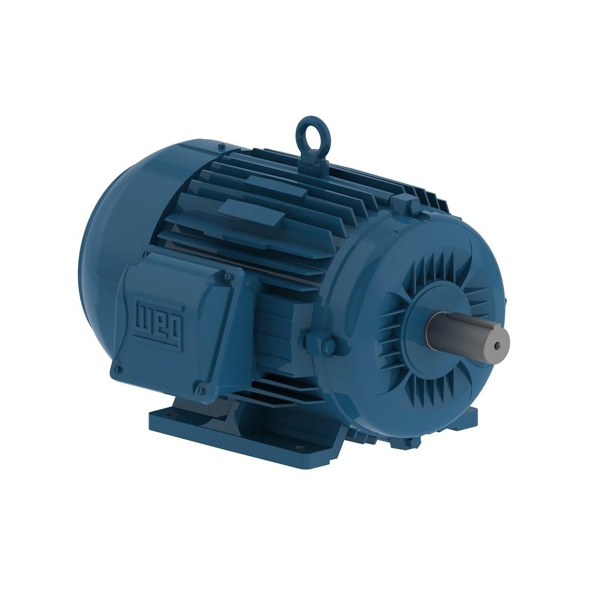 Motor Trifásico Alta Rotação 0,5CV 2P 220/380V W22 IR1 WEG