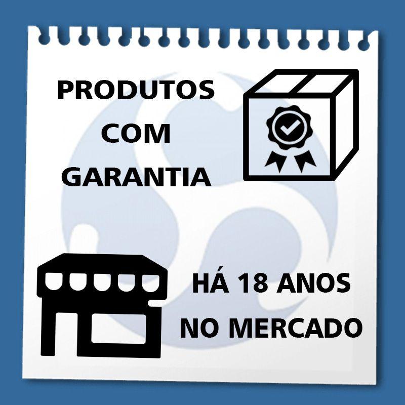 Parafusadeira Bateria NI-CD3,6V BIVOLT 46 Peças - Tramontina