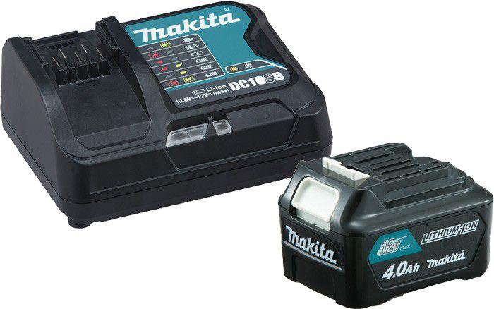 Parafusadeira/Furadeira de Impacto 12V 4.0A HP331DSME Makita