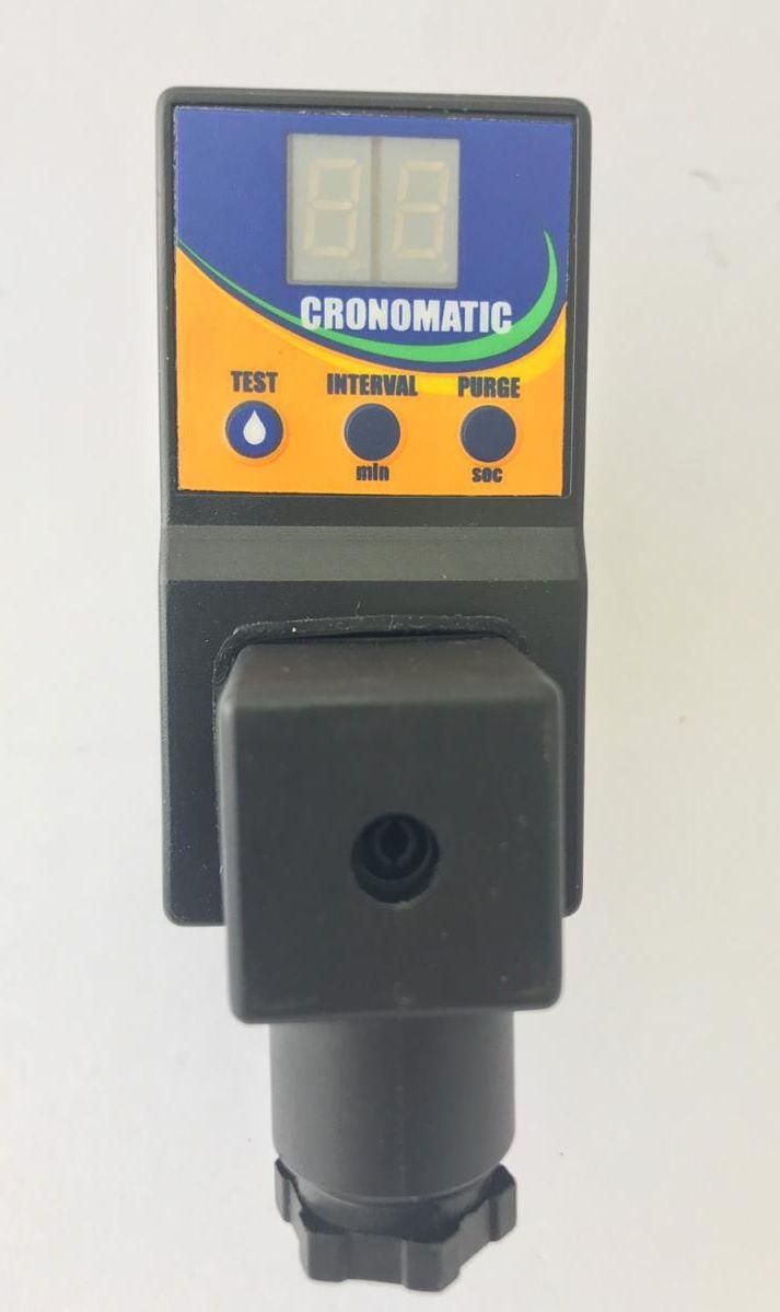 Purgador Eletrônico de AR 16Bar Cronomatic 6000 Metalplan