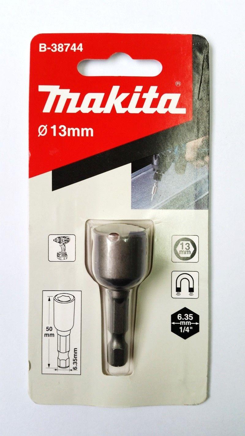 Soquete Magnético 13x50mm B-38744 Makita