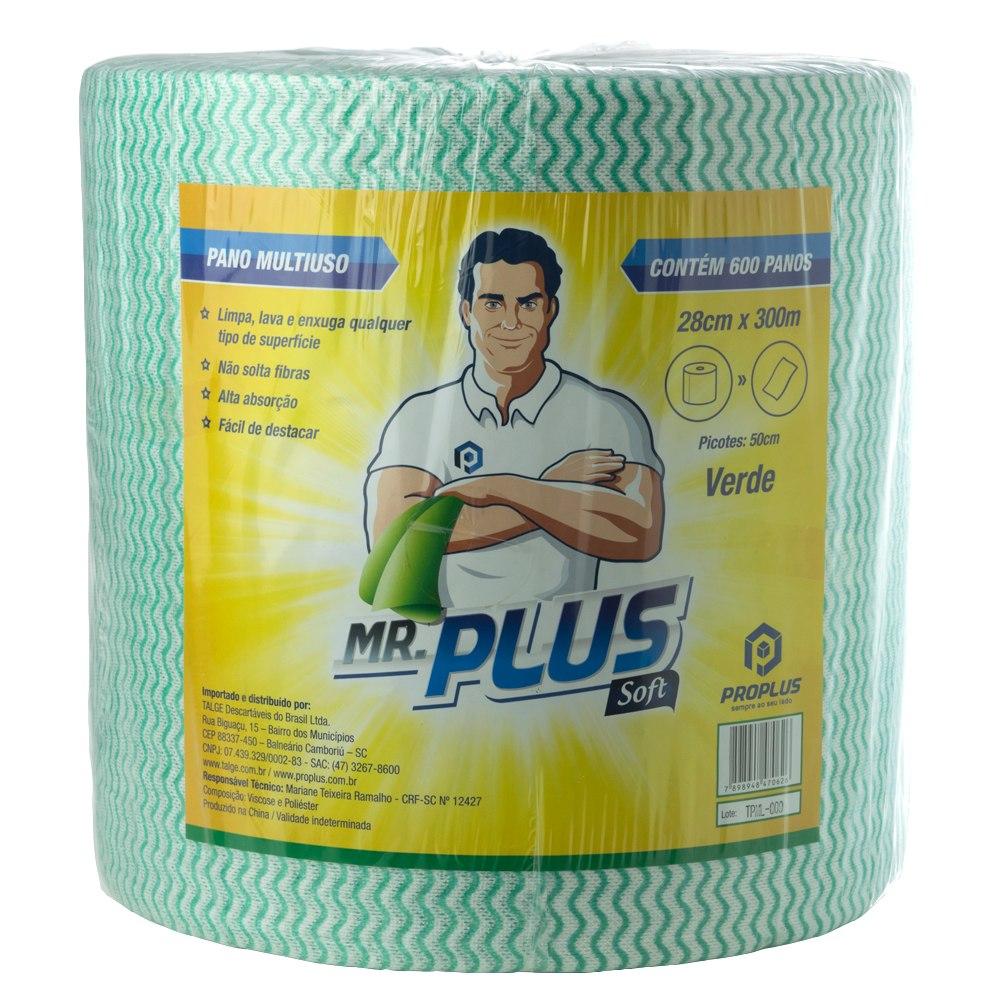 Pano Multiuso Verde 30 cm x 300 m - Proplus