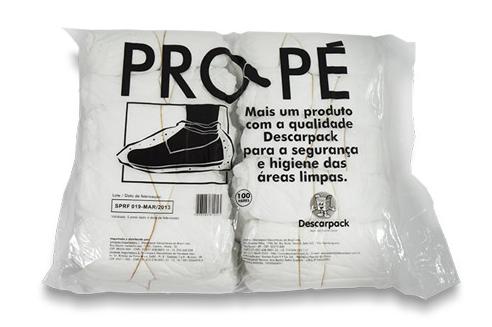 Propé Pacote Com 200 Pcs - Descarpack