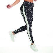 Calça Legging Print Perfect -tamanho M- Caju Brasil Fitness
