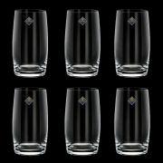 Copos Long Drink Cristal Ecológico Bohemia Jogo com 6 400 ml