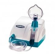 Inalador Nebulizador Portátil Compressor Bivolt Medicate MD 1000 Adulto e Infantil