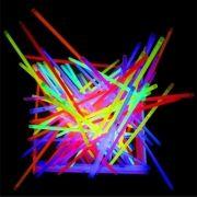 Pulseiras Neon Kit com 500 Unidades Eventos E Festas