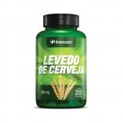 Levedo De Cerveja 200Cpr 500Mg Herbamed